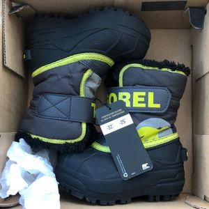 Toddler Snow Commander Boots by Sorel